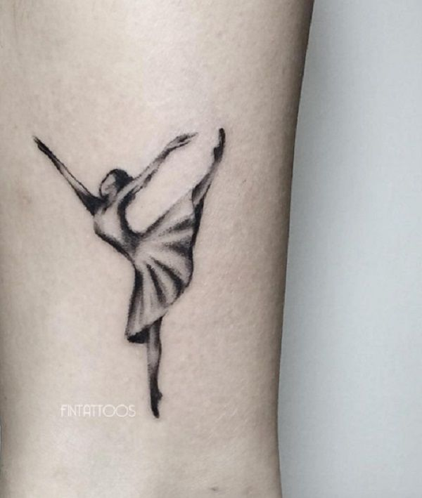 best 18 dance tattoos images on pinterest dance tattoos tattoo ideas and dancers. Black Bedroom Furniture Sets. Home Design Ideas