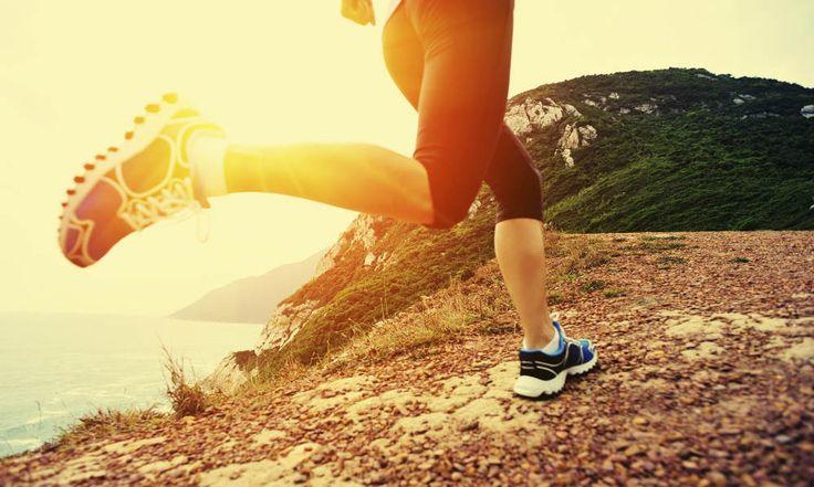 4 trucs om te blijven lopen