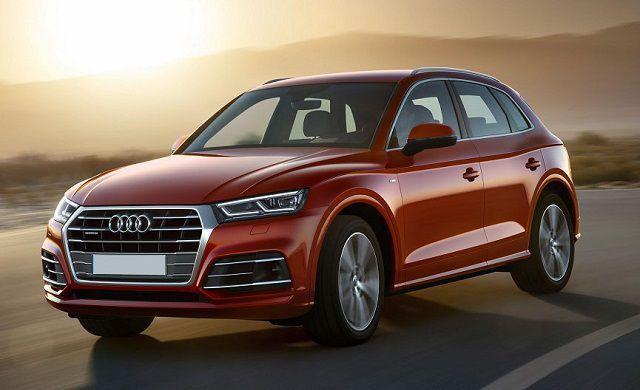 2019 Audi Q5 Hybrid Sq5 Review Car Announcements 2018 2019 Audi Q5 Car Red Audi