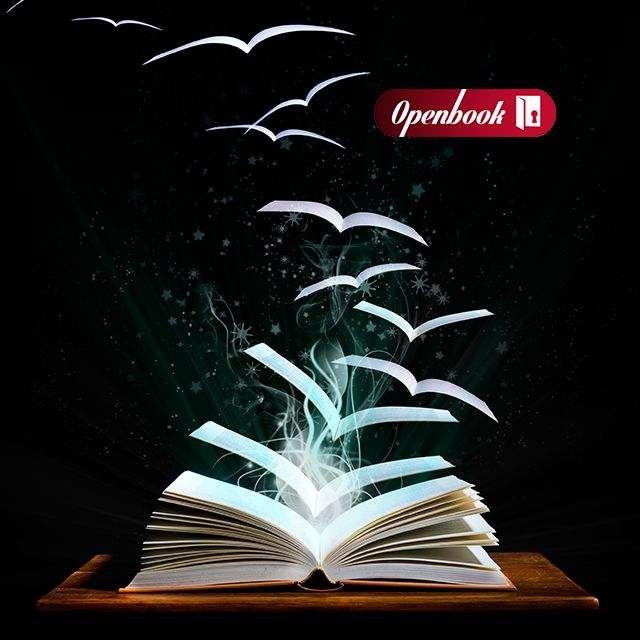 Con el curso de www.openbook.mx, las páginas se van volando, y la imaginación también.