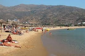 Mylopotas beach #Ios #island #summer #Greece