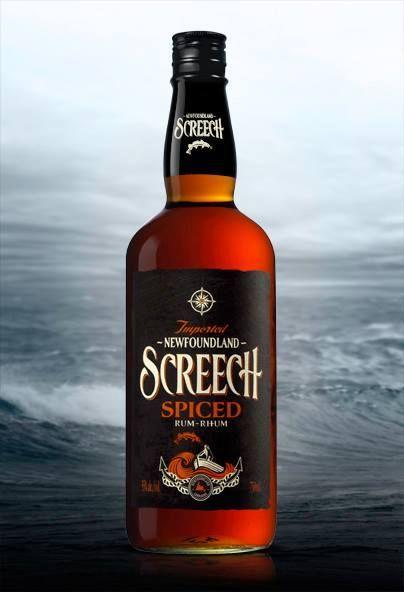 Screech Rum via @thedieline