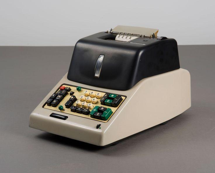 marcello nizzoli olivetti - calculator