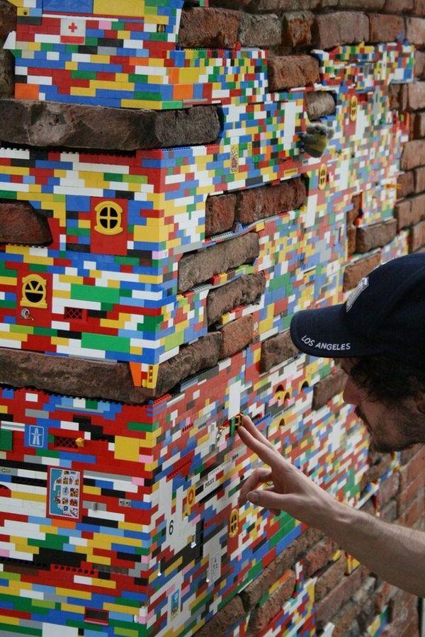 Artist Jan Vormann Uses LEGOs to Repair Old Buildings, http://hative.com/artist-jan-vormann-uses-legos-to-repair-old-buildings/,