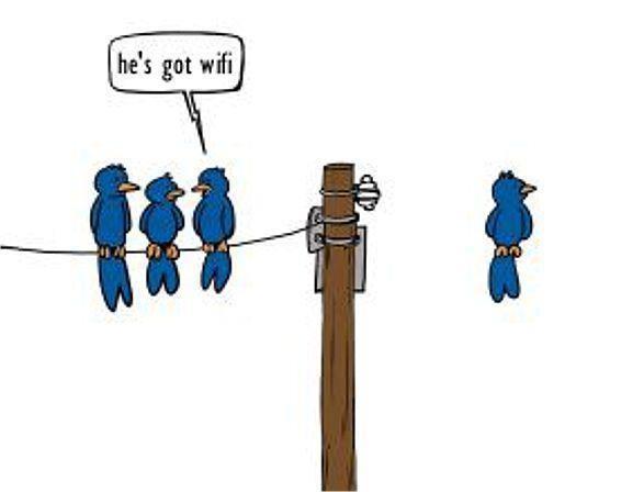 wifi: Wifi, Tickle, Humor