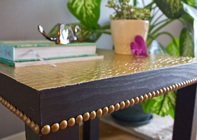 Best 25 lack table ideas on pinterest ikea lack hack - Diy ikea lack table ...