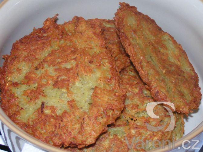 Recept Tradiční bramborák - Jen se zakousnout.