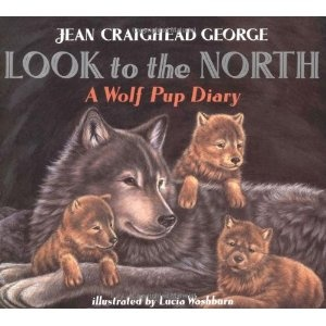 Look to the North: A Wolf Pup Diary   My grandson loves this one, and all her others.