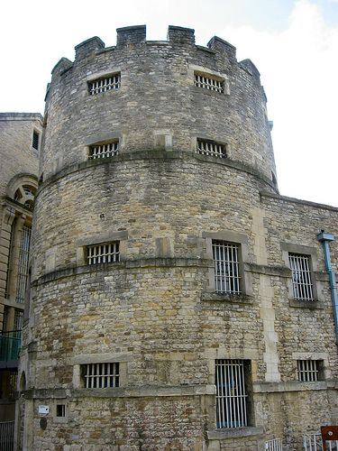 Oxford Castle Prison, Oxford, England
