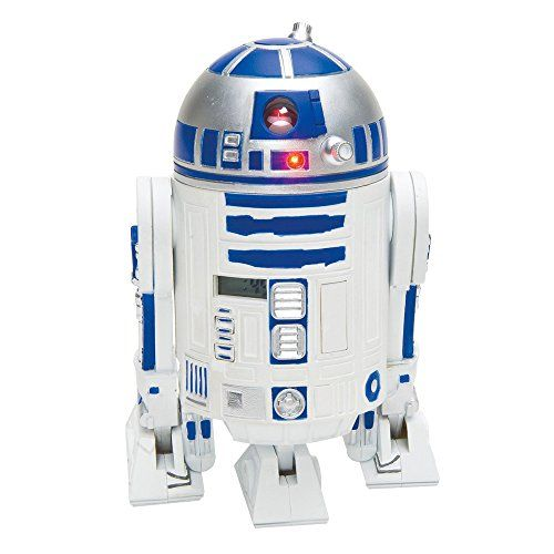 From 12.26:Star Wars Projection Alarm Clock