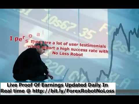 Forex Robot No Loss Best and ONLY No Loss Expert Advisor Guaranteed 100% Income Stream - #incomestream #income #money