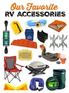 Nice >> Our favorite fulltime outdoor RV accessories