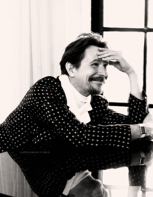 Gary Oldman, my one and only Sid Vicious