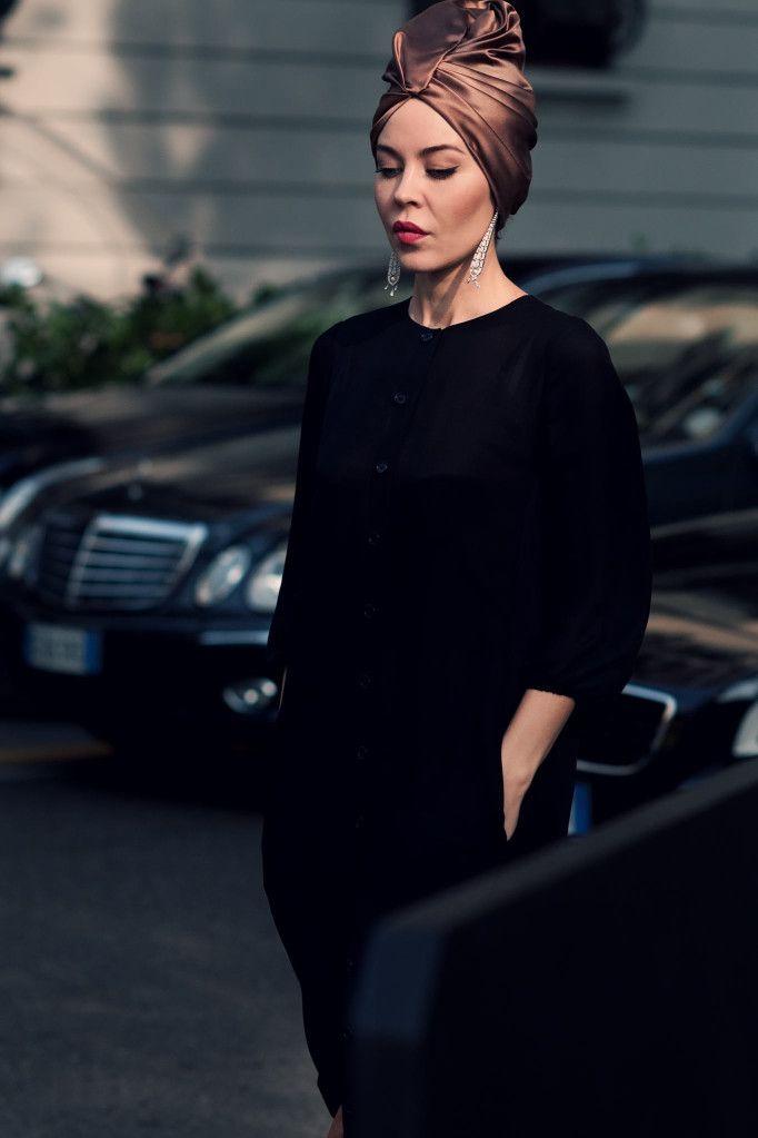 MFW S/S14 Ulyana Sergeenko