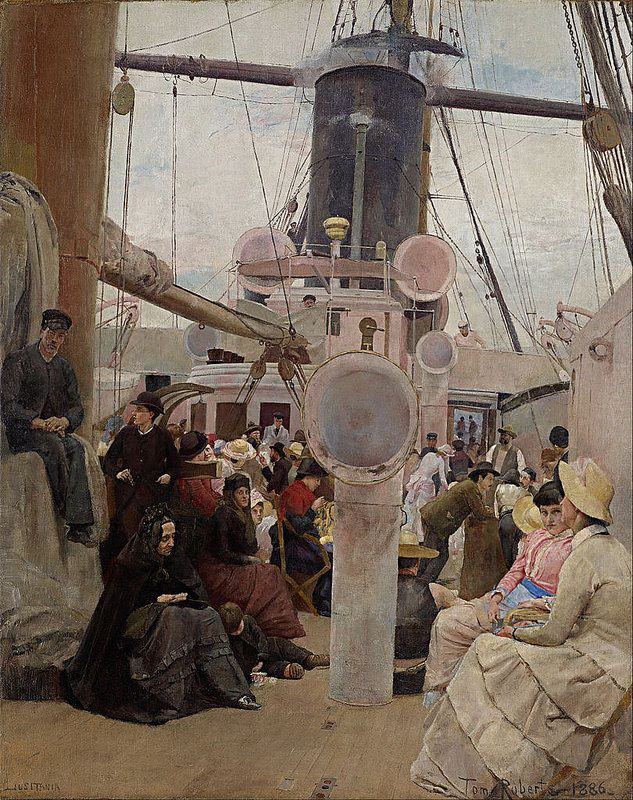 Tom Roberts - Coming South