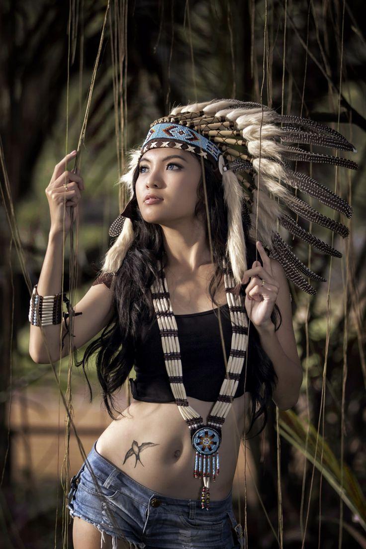native-american-girl-amateur