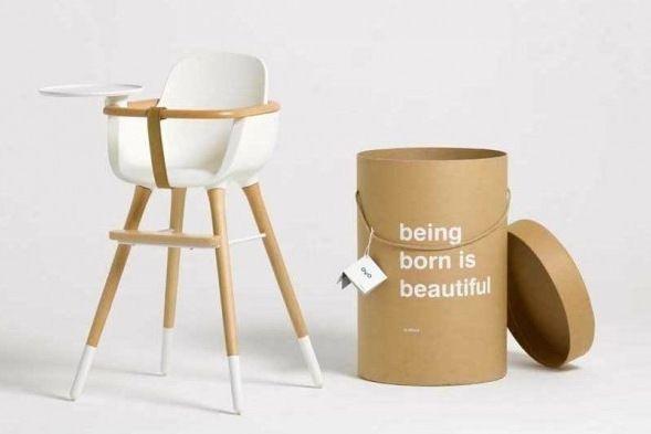 Tentation Design – Chaise bébé 2 en 1 OVO Micuna | Blooming Trend