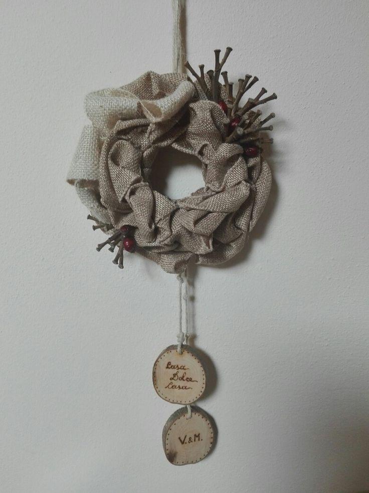 #quisquilie #pastadimais #wreath