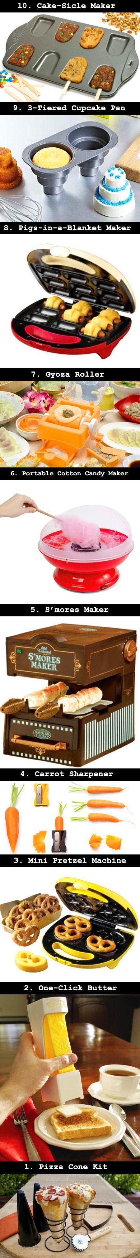 10 Awesome Kitchen Gadgets and Accessories Geeks Would Love is creative inspiration for us. Get more photo about home decor related with by looking at photos gallery at the bottom of this page. We are want to say thanks if you like to share this post to another people via …