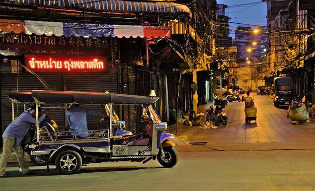 Chinatown (gemaakt in Bangkok)