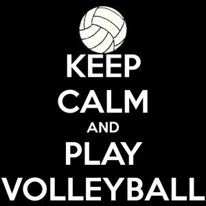 Volleyball :) We are signing teams up now! Join a spring volleyball league with us!