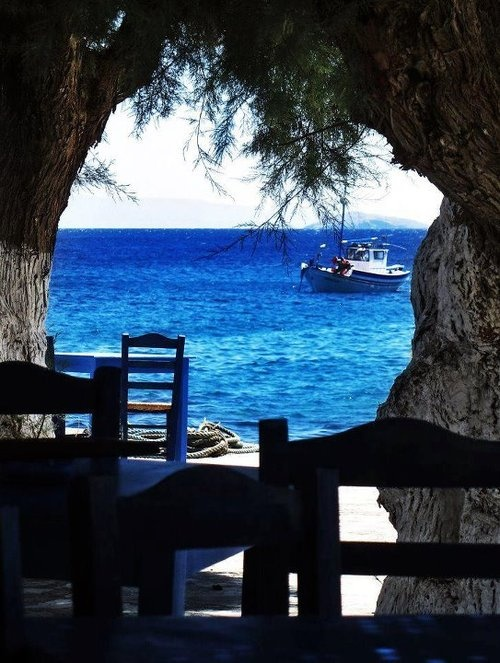 Moutsouna, Naxos - Greece