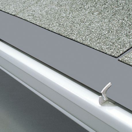 Gutter Guards – let water flow in, but keeps debris and leaves out of your gutter.