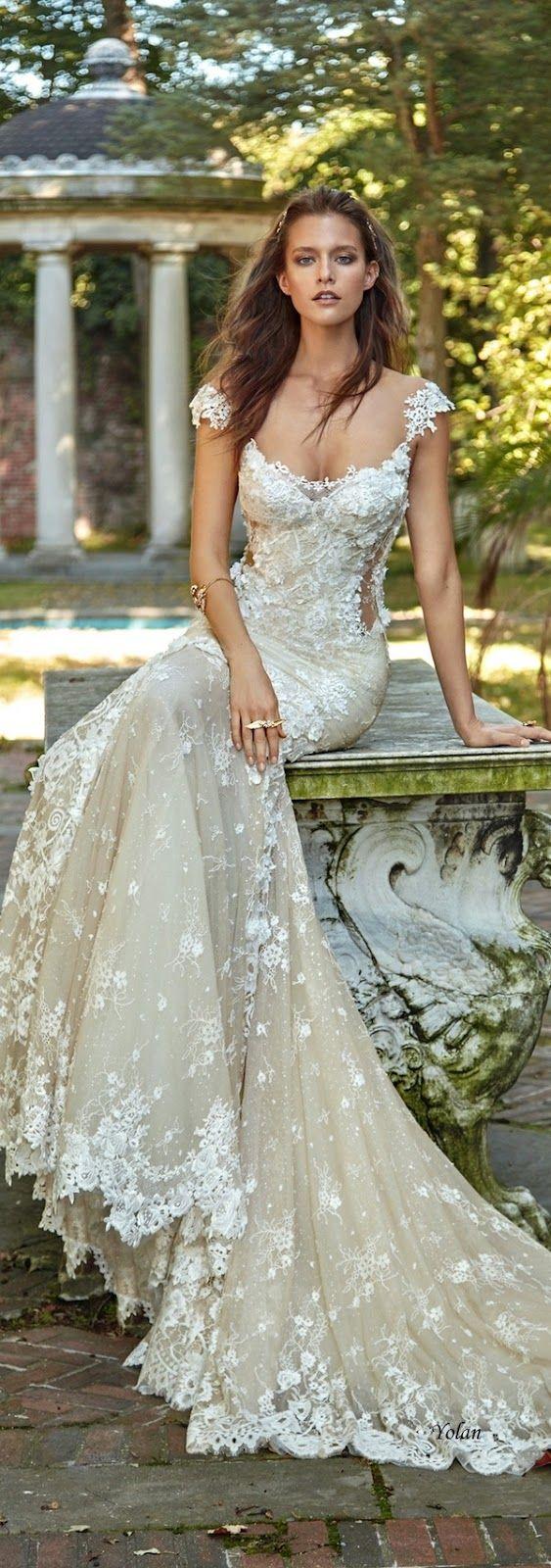Sueños compartidos : Galia Lahav 2017 Wedding Dresses:
