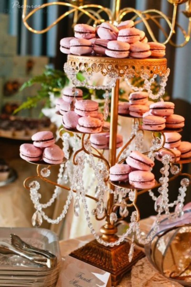 Opulent Treasures Dessert Stands will spotlight your sweet celebration! We offer a gorgeous selection of cake stands, dessert stands, cake plates and more for your big day!