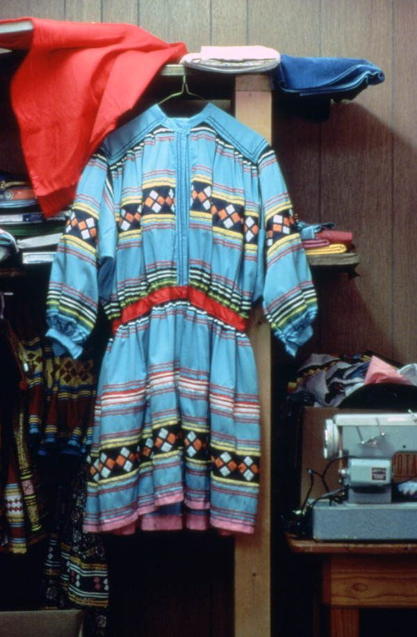 Seminole Indian Shirt gorgeous