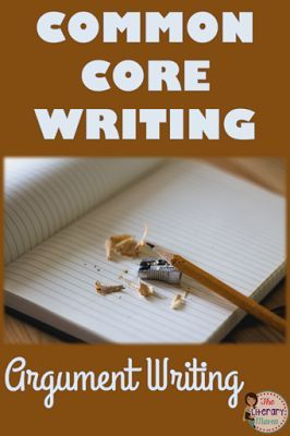 Best Teaching Writing Images On Pinterest  Teaching  Common Core Writing Argument Writing