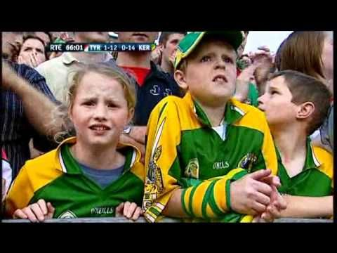 All-Ireland Final 2008 Tyrone v Kerry Second Half