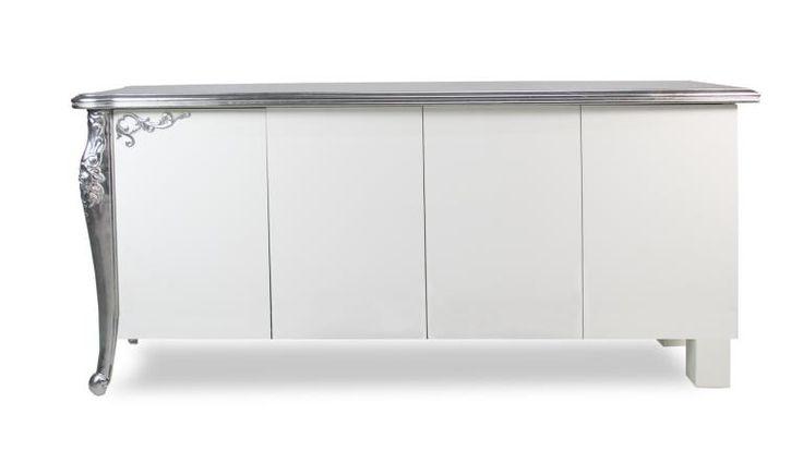 Best 25 bahut design ideas on pinterest - Buffet baroque blanc ...