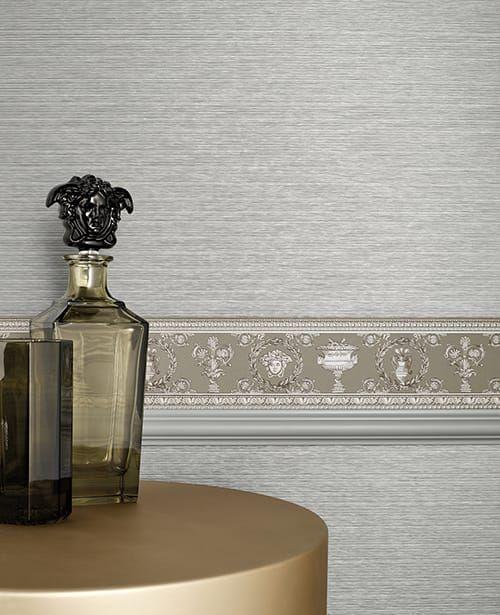 Bordüre Versace Vanitas Silber