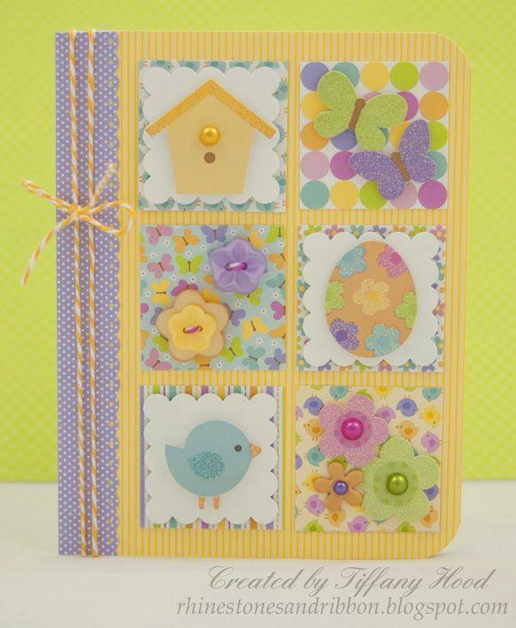 Hello Spring *Doodlebug Design* - Scrapbook.com
