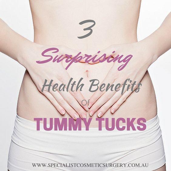Tummy Tucks: 3 Surprising Health Benefits for Patients