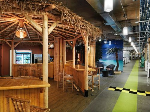 Tiki Area Chicago HQ
