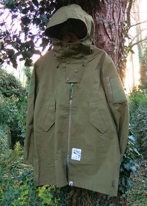 Bape Gore-Tex Woven Rip Stop Army Coat                                                                                                                                                                                 More
