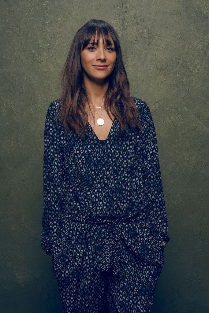 20 Times Rashida Jones Kept It So Real You Couldn't Deal: Rashida Jones is so much more than a pretty face (and killer bangs, and a fun sense of style, and on-point comedy chops).
