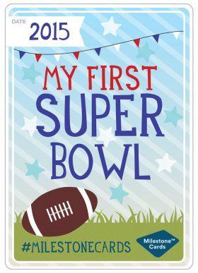 My First Super Bowl 2015