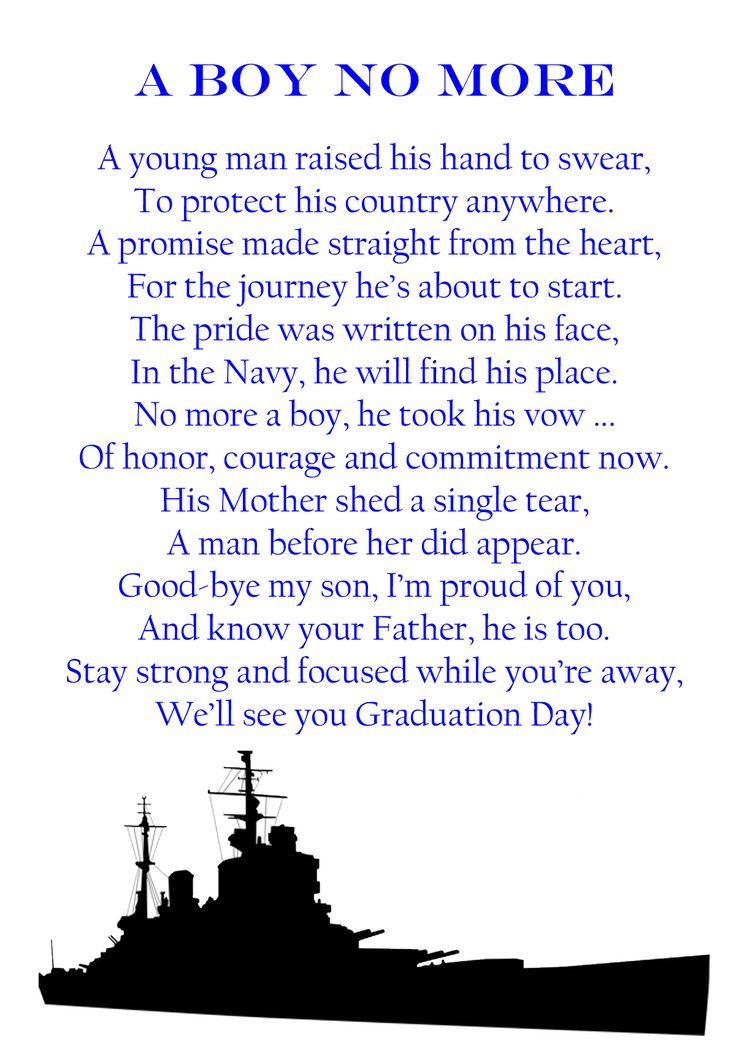 So brought tears to my eyes. Miss my son. But I am one proud ass navy mom.