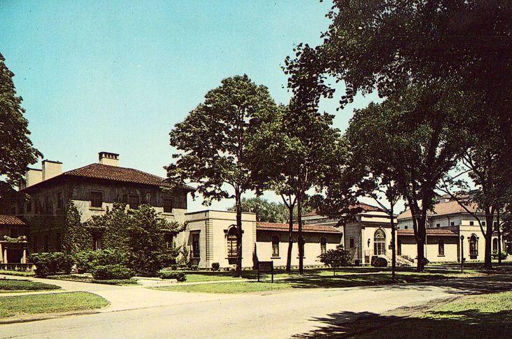 Western Reserve Historical Society - Cleveland,Ohio