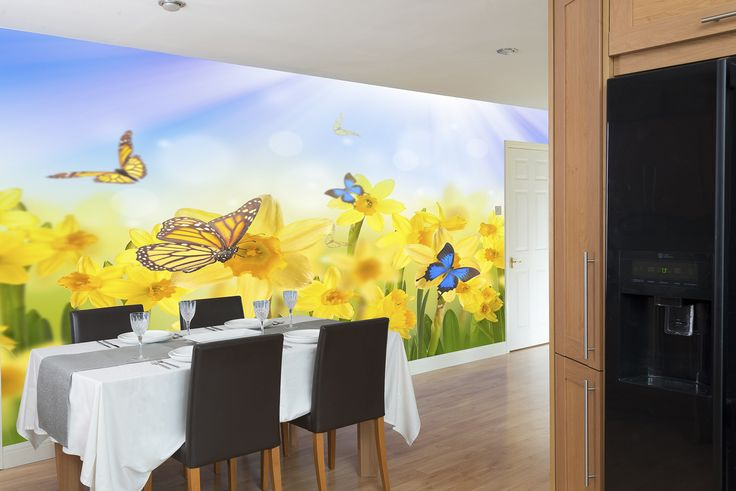 9 best Kitchen Wall Mural Ideas images on Pinterest | Cucina, Home ...