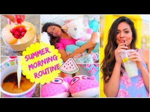 101 best bethany mota images on pinterest bethany mota youtube morning routine summer 2014 negle Choice Image
