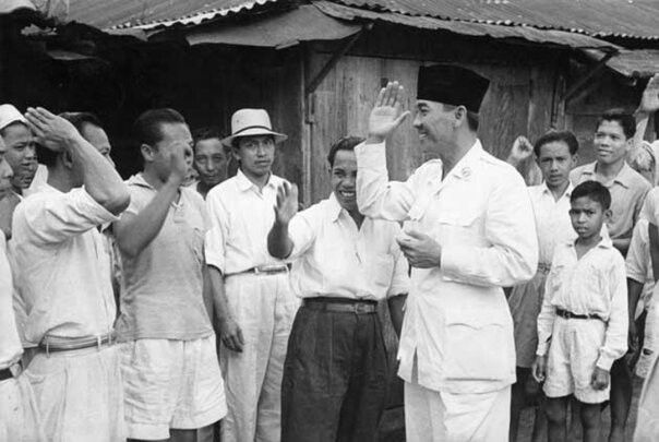 First president in indonesia