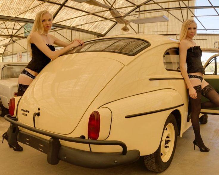 1965 Volvo PV544 PV 544