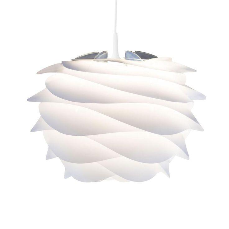 CARMINA - Lampa wisząca Biały Śr.32cm + Kabel 2,1m Vita