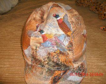 Welding Hat, Welders Hat, Pheasant Hat, Outdoors Hat, Custom Welding Hat, Cloth Welding Hat, Welders Cap, Welding Cap, Custom Welding Cap -    Edit Listing  - Etsy