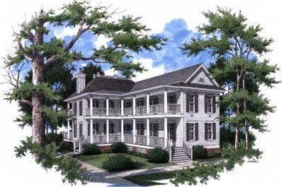 25 best charleston style ideas on pinterest for Charleston side house plans