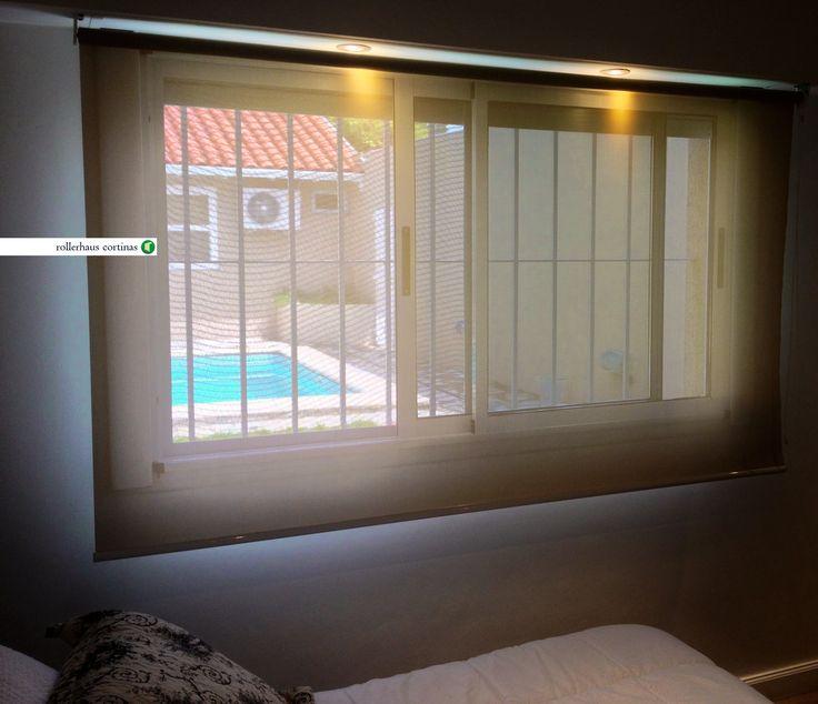 Cortina Roller Sun Screen. Lo mejor para tu habitación. https://www.facebook.com/rollerhauscortinas Asesoramiento y presupuestos en rollerhauscortinas@outlook.com